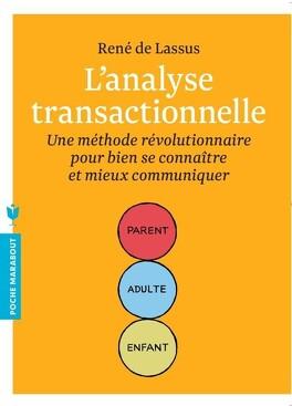 Couverture du livre : L'Analyse Transactionnelle