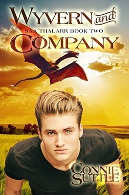 Couverture du livre : Saa Thalarr, Tome 2 : Wyvern and Company