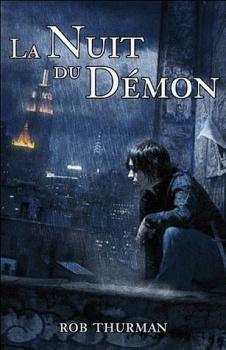 Couverture du livre : Cal Leandros, tome 1 : La Nuit du Démon