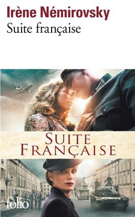 Couverture du livre : Suite française