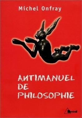 Couverture du livre : Antimanuel de philosophie