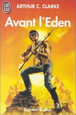 Couverture du livre : Avant l'Eden