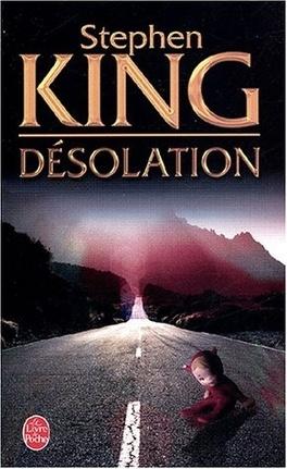Couverture du livre : Désolation