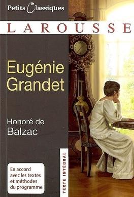 Couverture du livre : Eugénie Grandet