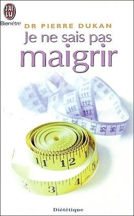 Couverture du livre : Je ne sais pas maigrir