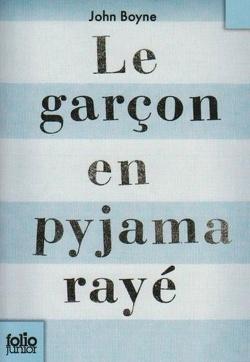 Couverture de Le Garçon en pyjama rayé