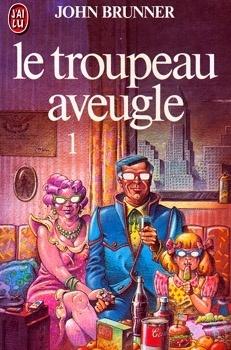 Couverture du livre : Le troupeau aveugle