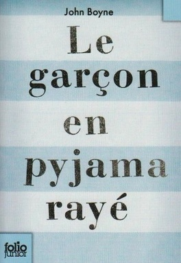 Couverture du livre : Le Garçon en pyjama rayé
