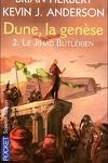 couverture Dune, la genèse, Tome 2 : Le Jihad butlérien