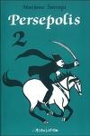 couverture Persépolis, tome 2