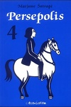 couverture Persépolis, tome 4
