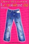 couverture Quatre filles et un jean : Le Troisième Été