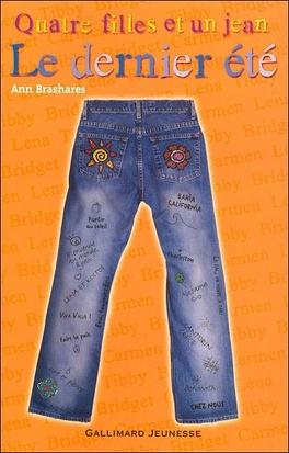 Couverture du livre : Quatre filles et un jean : Le Dernier Été