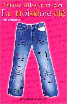 Couverture du livre : Quatre filles et un jean : Le Troisième Été