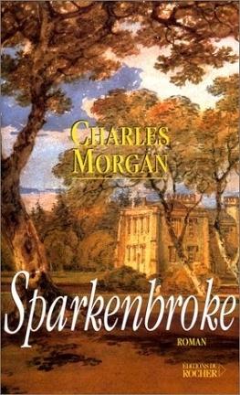 Couverture du livre : Sparkenbroke