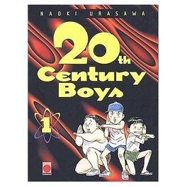 Couverture du livre : 20th Century Boys, Tome 1
