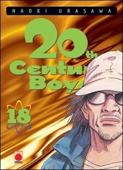 Couverture du livre : 20th Century Boys, Tome 18