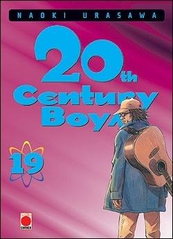Couverture du livre : 20th Century Boys, Tome 19