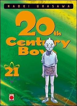Couverture du livre : 20th Century Boys, Tome 21