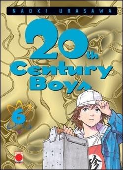 Couverture du livre : 20th Century Boys, Tome 6
