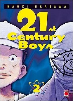 Couverture du livre : 21st Century Boys, Tome 2
