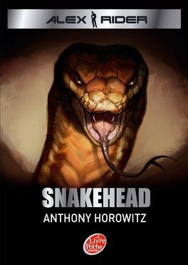 Couverture du livre : Alex Rider, Tome 7 : Snakehead