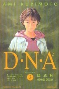 Couverture du livre : DNA² Tome 3