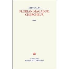 Couverture du livre : Florian Magadur