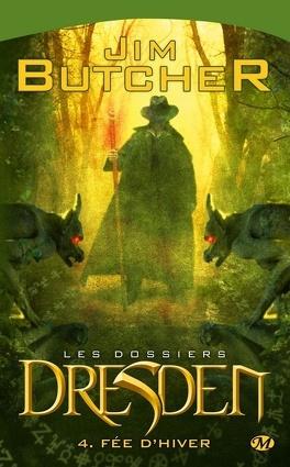 Couverture du livre : Les Dossiers Dresden, Tome 4 : Fée d'Hiver