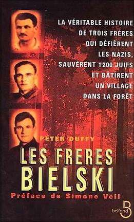 Couverture du livre : Les Frères Bielski