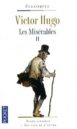 Couverture du livre : Les Misérables, Tome 2/3