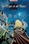 couverture De cape et de crocs, Tome 1 : Le Secret du janissaire