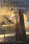 couverture La Quête des Livres-Monde, Tome 2 : Le livre des lieux