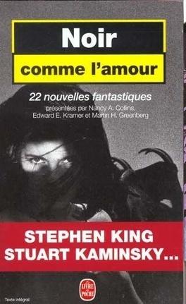 Couverture du livre : Noir comme l'amour