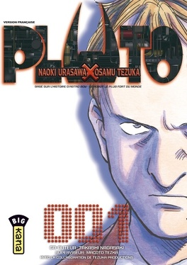 Couverture du livre : Pluto, Tome 1