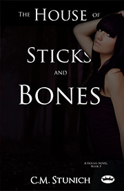Couverture du livre : The Houses Trilogy, Tome 3 : The House of Sticks and Bones