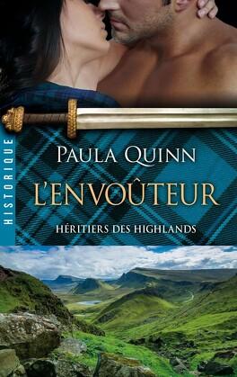 Couverture du livre : Héritiers des Highlands, Tome 3 : L'envoûteur