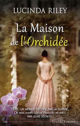 Couverture du livre : La maison de l'orchidée