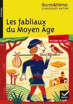 Couverture du livre : Les fabliaux du Moyen Âge