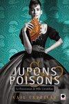 couverture Le Pensionnat de Mlle Géraldine, Tome 3 : Jupons et Poisons