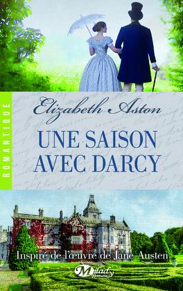 Couverture du livre : Une saison avec Darcy