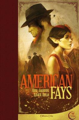 Couverture du livre : American Fays
