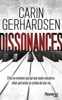 Couverture du livre : Dissonances