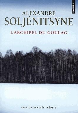 Couverture du livre : L'Archipel du Goulag