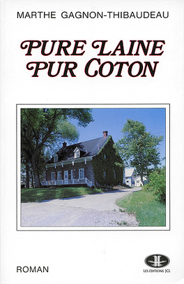 Couverture du livre : Pure laine pur coton