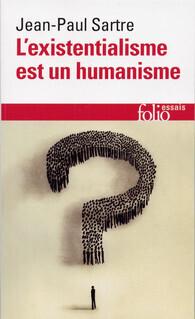 Couverture du livre : L'Existentialisme est un humanisme