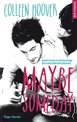 Couverture du livre : Maybe, Tome 1 : Maybe Someday