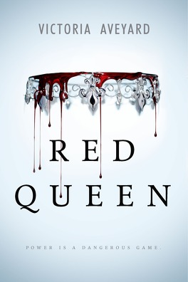 Couverture du livre : Red Queen, Tome 1