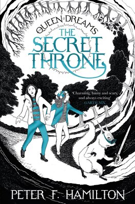 Couverture du livre : The Queen of Dreams, Tome 1 : The Secret Throne