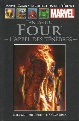 Couverture du livre : Fantastic Four: L'appel des ténèbres